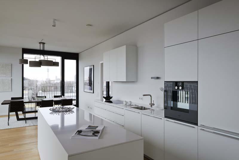 gienger k chen m nchen referenzen. Black Bedroom Furniture Sets. Home Design Ideas
